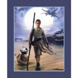 Rey panel Star Wars : The Force Awakens
