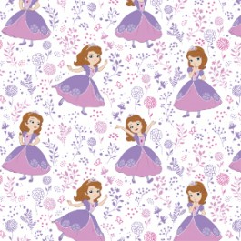 Sofia the First Meadow in White 85380101 02