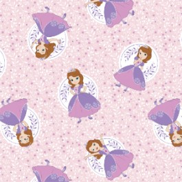 Sofia the First Poses in Light Pink 85380105
