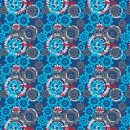 Tonka 95060104-01 Gears in Blue
