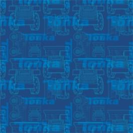 Tonka - Blueprint Blue
