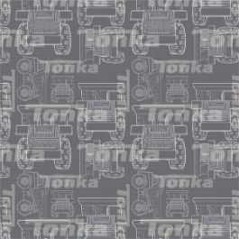 Tonka - Blueprint Grey