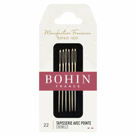 Bohin Chenille Needles 22
