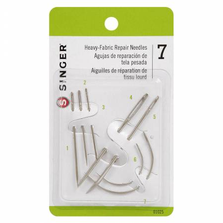 Singer Repair Kit Assortment Needles 7ct  01025