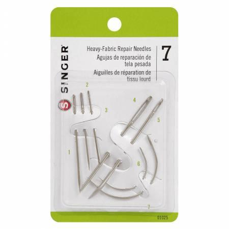 Singer Repair Kit Assortment Needles 7ct