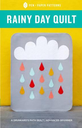 Rainy Day Quilt Pattern - 56 x 72