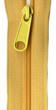 Designer Accents Ziplon Closed Bottom Zipper 14in Buttercup