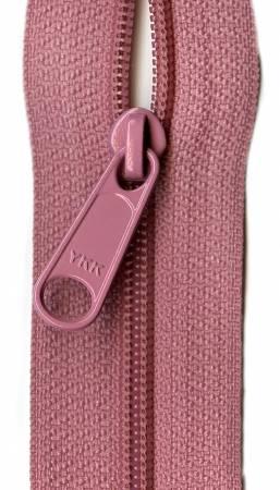 Designer Accents Ziplon Closed Bottom Zipper 14in Victorian Rose