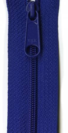 Designer Accents Ziplon Closed Bottom Zipper 14in Royal Blue