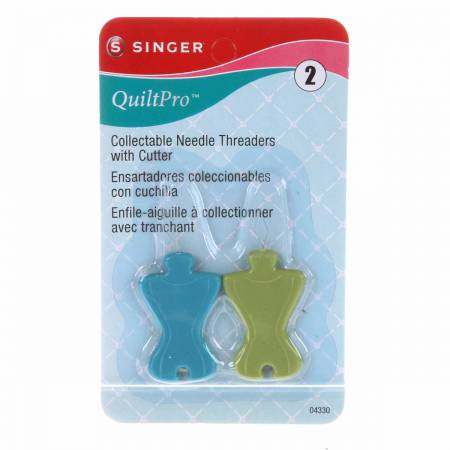Collectable Needle Threaders with Cutter 2ct
