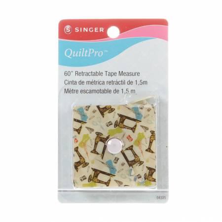 60in Retractable Decorative Tape Measure
