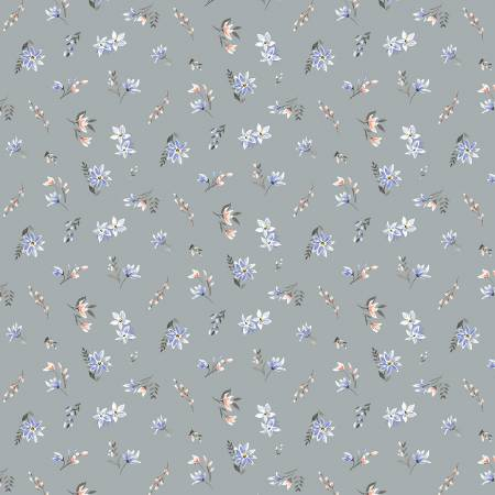 Winterbourne - Lawn B - by Liberty of London for Riley Blake