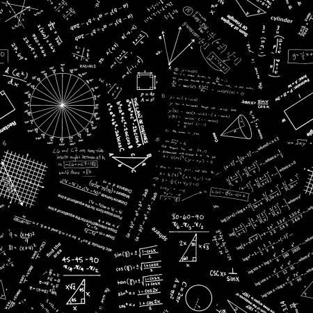 MB Do the Math R15-0553-0512 Black Formulas