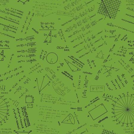 MB Do the Math R15-0553-0515 Green Formulas
