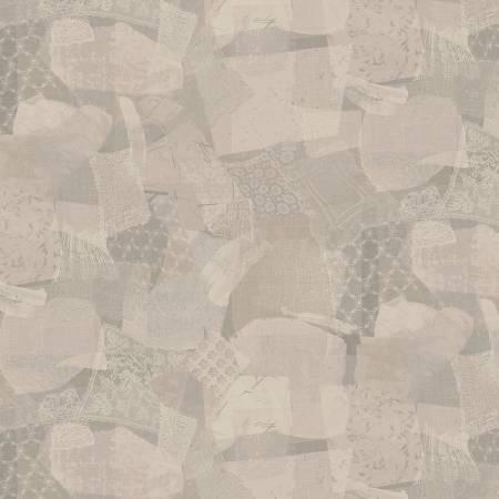 Scrap Lace in Doeskin