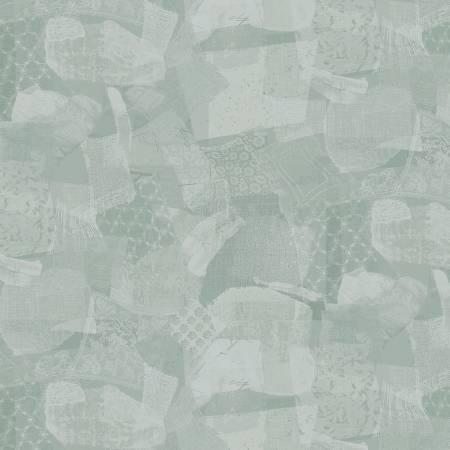 Scrap Lace in Soft Green