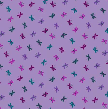 Night Riviera Violet Flying
