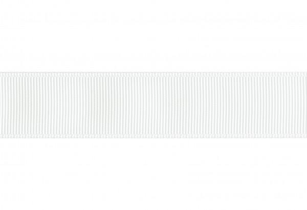 Grosgrain Ribbon 7/8in X 20yds Off White