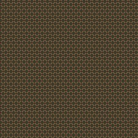 Hunter Green Dotted Grid