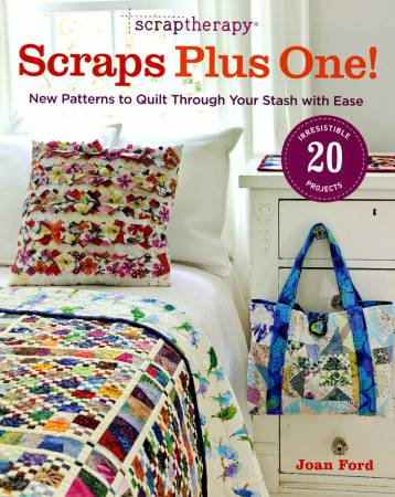 Scraptherapy Scraps Plus One  - Softcover