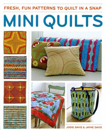 Mini Quilts - Softcover
