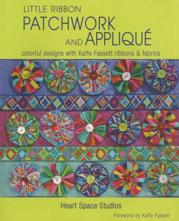 Little Ribbon Patchwork & Applique - Softcover