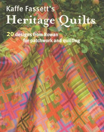 **Kaffe Fassett's Heritage Quilts - Softcover
