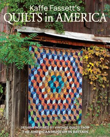 Kaffe Fasset Heirloom Quilts in America