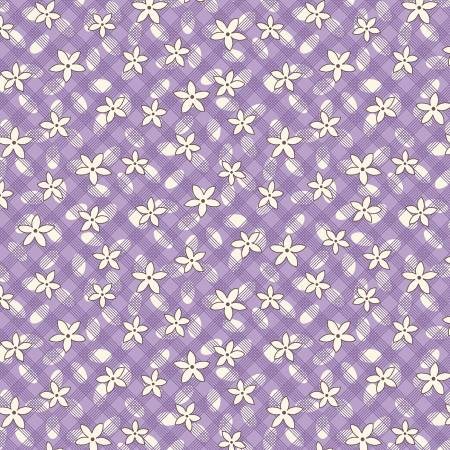 Aunt Grace's Apron - Lazy Daisy #0757 by Judie Rothermel (1930's Reproduction) / Marcus Fabrics