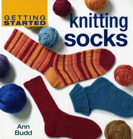 Getting Started Knitting Socks  - Hardcover