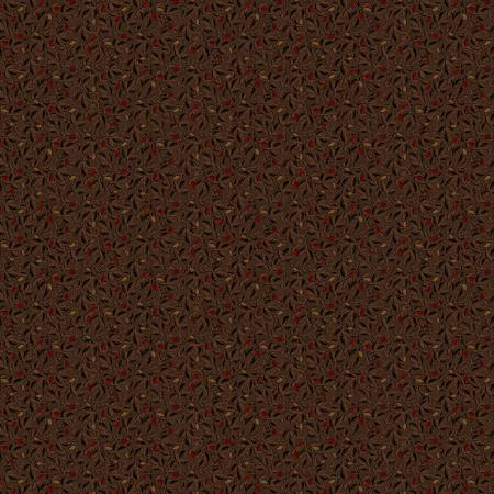 0864 0113 Brown Leaf Toss
