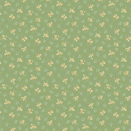 Green Belle Calico Flowers