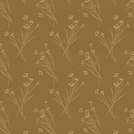 Journey to America-Gold Straw Flowers