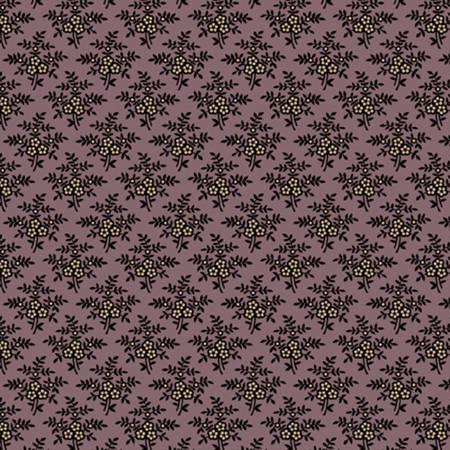 Marcus Purple Plum Blossoms Plumberry 0137
