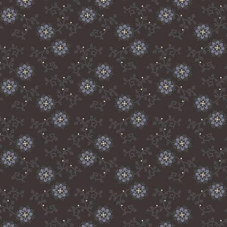 Black Pinwheels