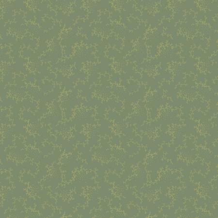 Green Vine Dot