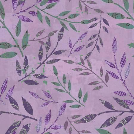 Marcus Las Flores Purple leaves - R150982-0135