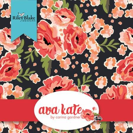 Ava Kate 10in Squares, 42pcs, 3 bundles/pack