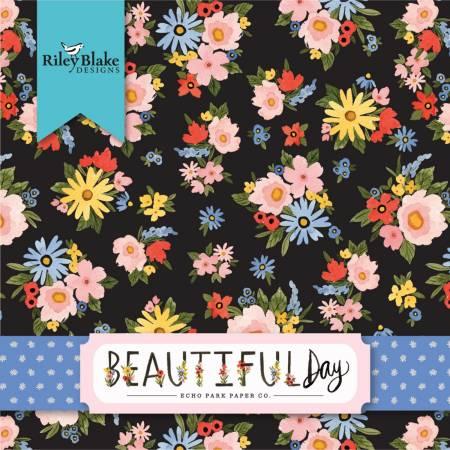 Beautiful Day 10in Squares, 42pcs/bundle