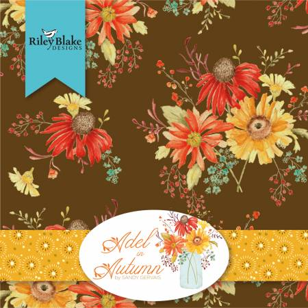10in Layer Cake - 42pc - Adel In Autumn