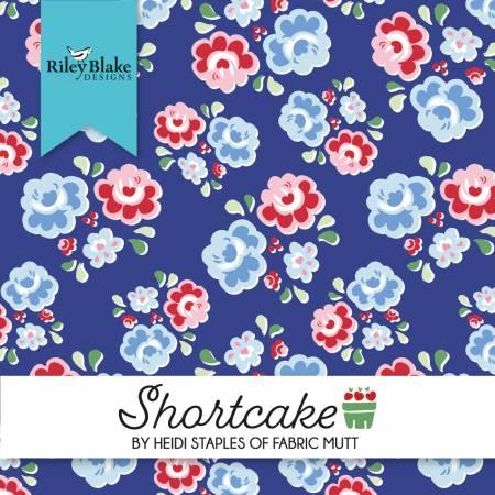 Shortcake 10in Squares, 42pcs/bundle