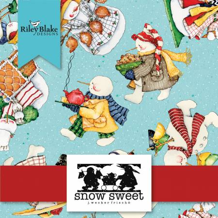Snow Sweet 10in Squares, 42pcs
