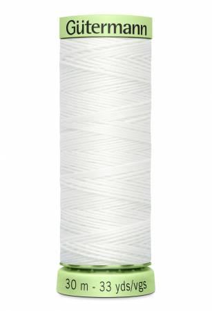 Polyester Serger Thread 1094yds White