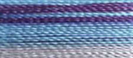 ROBISON ANTON SUPER STRENGTH RAYON VARIGATED EMBROIDERY THREAD-40WT-700YDS-HORIZON-#2365