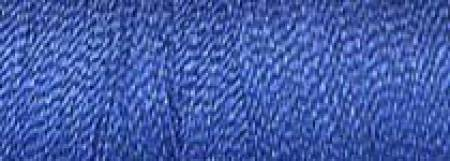 Blue Polyester Embroidery Thread 2-ply 40wt 5000M