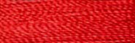 Robison-Anton Polyester Embroidery Thread Radiant Red 2-ply 40wt 1100yds
