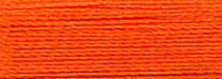 Super Bright Polyester Embroidery Thread 2-ply 40wt 1100yds Dark Tex Orange