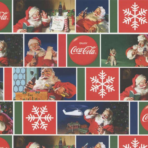 Multi Coca-Cola Santa Box