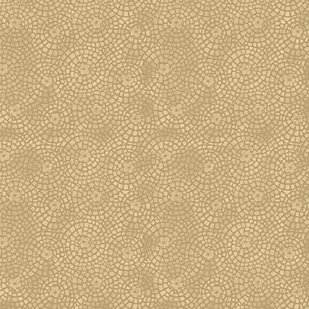 SALE Tan Garden Tile 10076 72