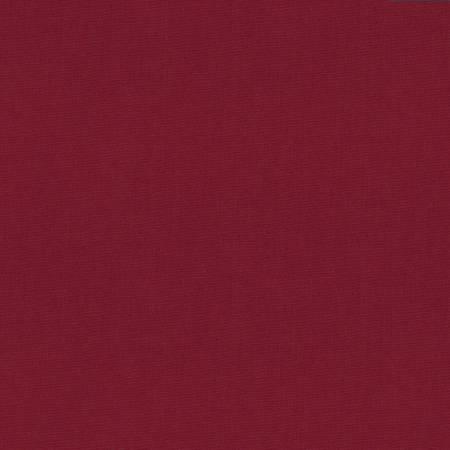 Hoffman Burgundy100-38 Hand-dyed Solid Batik